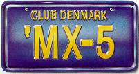 MX-5 Club Denmark